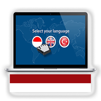 translation indonesia web localization services