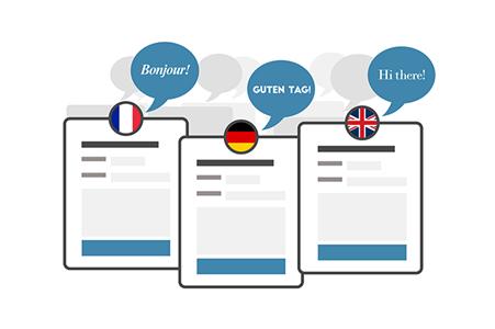 web localization